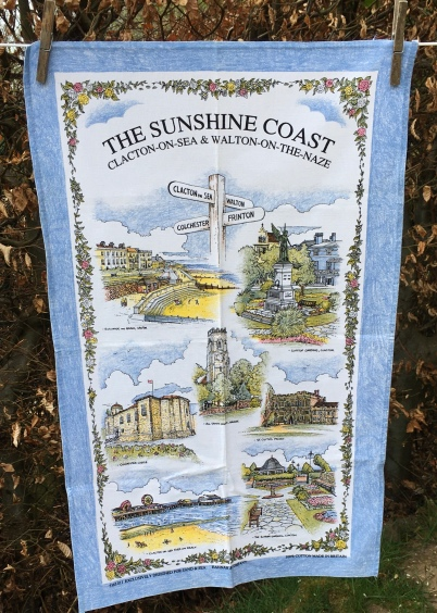 The Sunshine Coast: Acquired 2020. Not blogged about yet