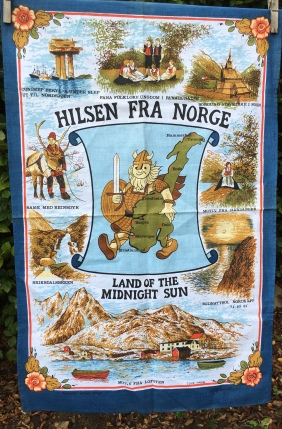 Hilsen Fra Norge: Acquired 2019. Not yet blogged about
