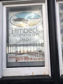 Birnbeck Pier. On 'loan'