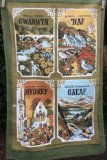 Welsh Language: Acquired 2020. To read the story www.myteatowels.wordpress.com/2020/06/11/wel