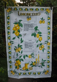 Limoncello: 2017. To read the story www.myteatowels.wordpress.com/2018/05/08/lim