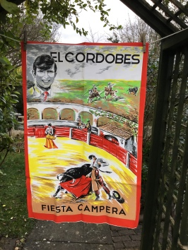 El Cordobes Poster: Acquired in 2018 as part of a collection, not yet blogged about