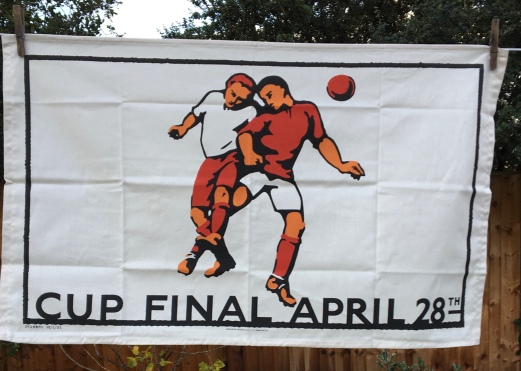 Cup Final 28 April 1923. Not yet blogged about