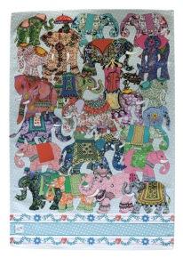 Parade of Elephants: On 'loan' from MollyMac