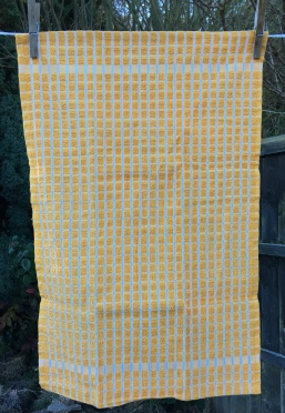 Yellow and White Checks: 2019. Not yet blogged about