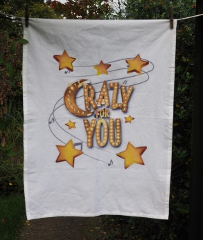 Crazy for You: 2017. To read the story www.myteatowels.wordpress.com/2017/10/10/cra
