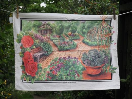 RHS Rosemoor: 2009. To read the story www.myteatowels.wordpress.com/2019/03/04/rhs