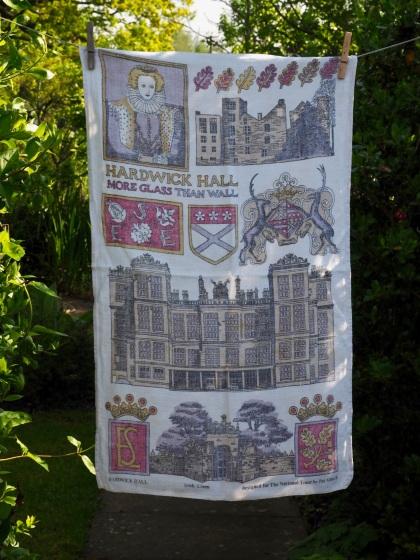 Hardwick Hall: 1990. To read the story www.myteatowels.wordpress.com/2015/11/15/har