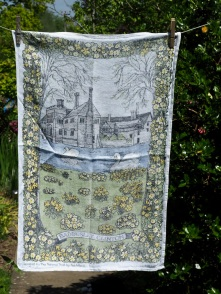 Baddesley Clinton: 1987. To read the story www.myteatowels.wordpress.com/2016/05/20/bad
