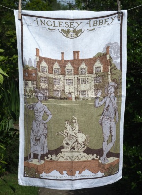 Anglesey Abbey: 1993. To read the story www.myteatowels.wordpress.com/2016/07/04/ang