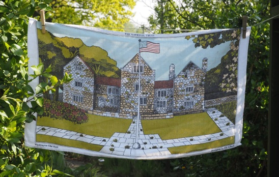 Washington Old Hall: 1985. To read the story www.myteatowels.wordpress.com/2016/03/24/was