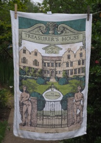 Treasurer's House: 2001. To read the story www.myteatowels.wordpress.com/2019/01/16/tre