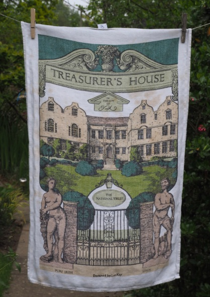Treasurer's House: 2001 (and forward to 2015). Not yet blogged about