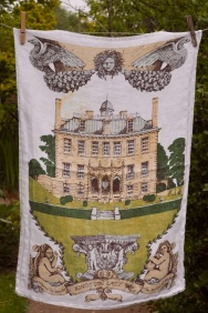 Kingston Lacy: 1987. To read the story www.myteatowels.wordpress.com/2018/06/05/kin
