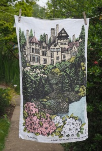 Cragside: 1992. To read the story www.myteatowels.wordpress.com/2019/03/14/cra