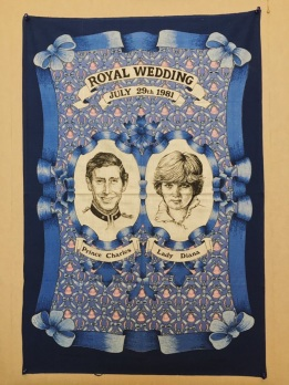 Royal Wedding: 1981. On 'loan' courtesy of Emma