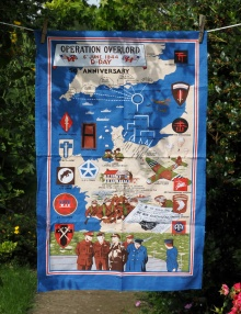 Operation Overlord: 1994. To read the story www.myteatowels.wordpress.com/2018/11/15/ope