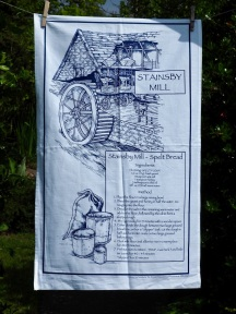 Stainsby Mill: 2016. To read the story www.myteatowels.wordpress.com/2016/04/07/sta