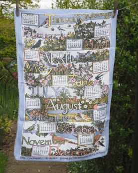 1986. To read the story www.myteatowels.wordpress.com/2017/11/08/1986
