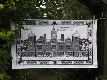 Blickling Hall: 2017. To read the story www.myteatowels.wordpress.com/2017/08/14/bli