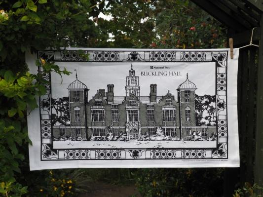 Blickling Hall: 2017. To read the story www.myteatowels.wordpress.com/2017/08/14/bli