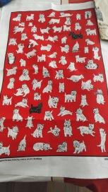 Scottie Dogs. On 'loan' from Andrew