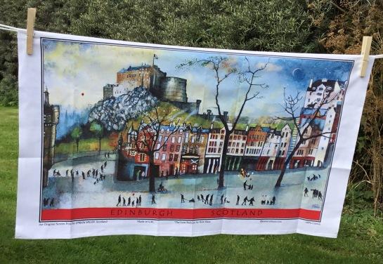 Edinburgh Castle: 2017. Not yet blogged about