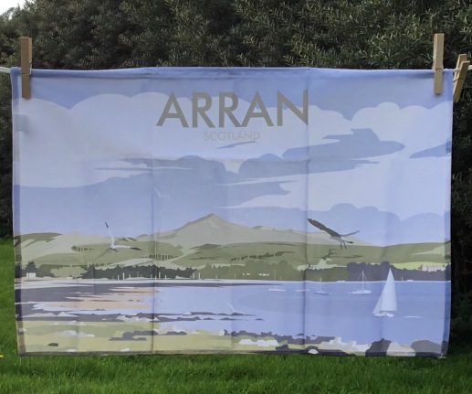 Arran: 2017. Not yet blogged about