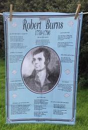 The Poems of Robert Burns: 2017. To read the story www.myteatowels.wordpress.com/2017/10/15/poe
