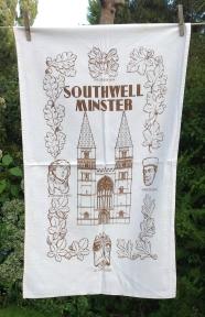 Southwell Minster: 2001. To read the story www.myteatowels.wordpress.com/2015/06/07/sou