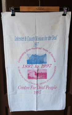 Centre for Deaf People: 1999. To read the story www.myteatowels.wordpress.com/2016/01/18/cen