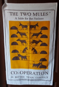 Two Mules: 2004. To read the story www.myteatowels.wordpress.com/2015/09/10/two