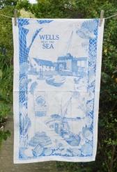 Wells Next The Sea: 2001. To read the story www.myteatowels.wordpress.com/2017/03/16/wel