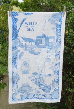 Wells Next The Sea: 2001. To read the story www.myteatowels.wordpress.com/2017/03/16/wel
