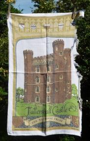 Tattershall Castle: 1987. To read the story www.myteatowels.wordpress.com/2018/02/14/tat