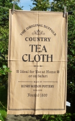 The Original Suffolk Tea Cloth: 1986. To read the story www.myteatowels.wordpress.com/2016/11/18/the