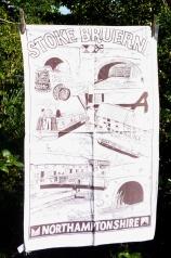 Stoke Bruerne: 2004. To read the story www.myteatowels.wordpress.com/2017/03/13/sto