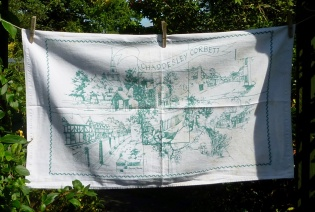 Chaddesley Corbett, Worcestershire: 2005. To read the story www.myteatowels.wordpress.com/2016/10/11/cha