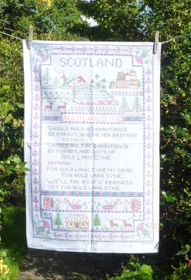 The Poems of Robert Burns: 1999. To read the story www.myteatowels.wordpress.com/2017/10/15/poe