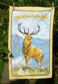 The Monarch of the Glen: 1998. To read the story www.myteatowels.wordpress.com/2017/01/29/mon