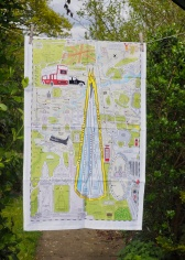 Shard Map: 2017. To read the story www.myteatowels.wordpress.com/2019/09/21/sha