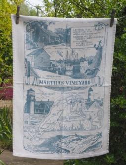 Martha's Vineyard: 2007. To read the story www.myteatowels.wordpress.com/2017/12/13/mar