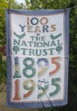 I00 Years of the National Trust: 1995. To read the story www.myteatowels.wordpress.com/2017/09/18/100