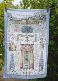 Dyrham Hall: 1992. To read the story www.myteatowels.wordpress.com/2019/01/26/dyr