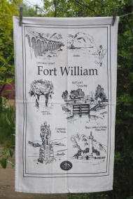 Fort William: 2002. To read the story www.myteatowels.wordpress.com/2019/02/26/for