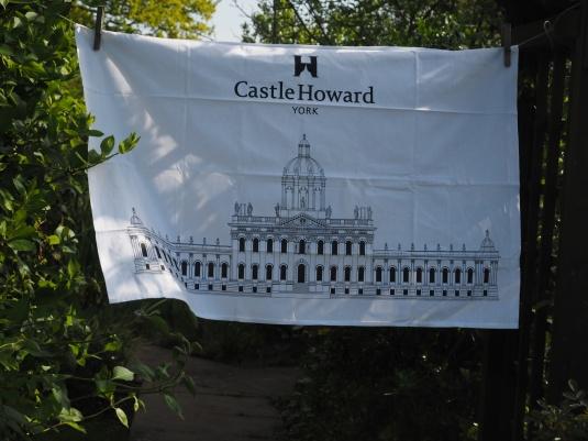 Castle Howard: 2016. To read the story www.myteatowels.wordpress.com/2017/11/01/cas
