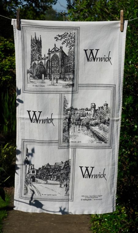 Warwick: 2001. To read story www.myteatowels.wordpress.com/2015/07/08/war