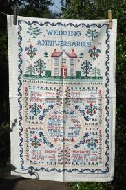 Wedding Anniversaries: 2007. To read the story www.myteatowels.wordpress.com/2015/07/24/wed