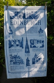 Edinburgh: 2004. To read the story www.myteatowels.wordpress.com/2017/07/22/edi