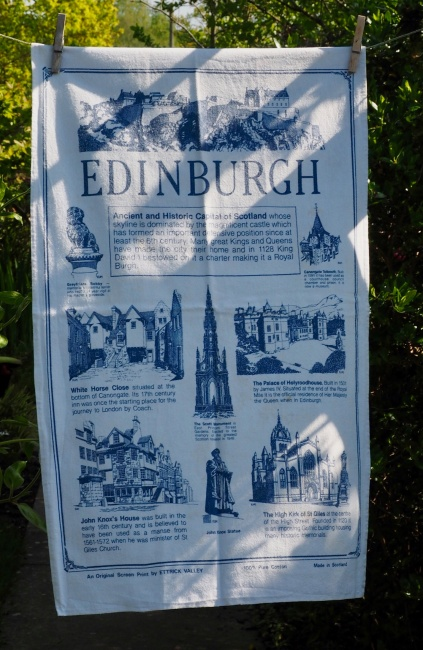 Edinburgh: 2004. To read the story www.myteatowels.wordpress.com/2017/07/22/edi